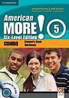 American More! Six-level Edition Level 5 Combo with Audio CD/CD-ROM by Christian Holzmann, Jeff Stranks, Gunter Gerngross, Herbert Puchta, Peter Lewis-Jones (Mixed media product, 2011)