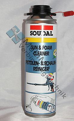 PU Schaumreiniger Pistolenreiniger 500 ml Pistolenschaum Reiniger