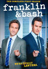 Franklin  Bash: The Complete First Season (DVD, 2012, 3-Disc Set)