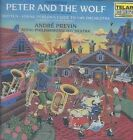 Prokofiev: Peter and the Wolf; Britten: Young Person's Guide to the Orchestra (1987)