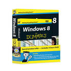 Windows 8 For Dummies(R) Book + DVD Bundle by Andy Rathbone (Mixed media product, 2012)