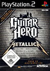 Guitar Hero: Metallica (Sony PlayStation 2, 2009, DVD-Box)
