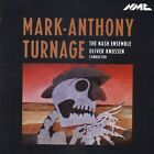 Mark-Anthony Turnage: On All Fours; Lament For A Hanging Man; Saraband; Release (1995)