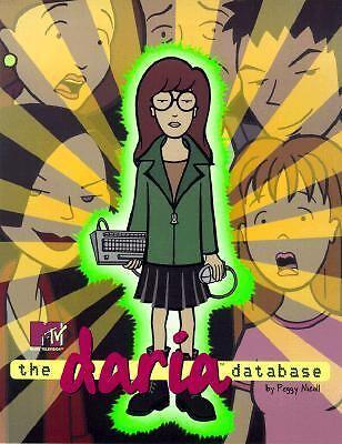 The Daria Database (MTV's Daria) Peggy Nicoll Paperback