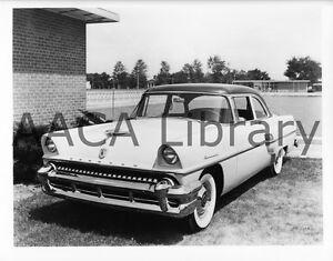 1955-Mercury-Custom-Tudor-Factory-Photo-Picture-Ref-56763