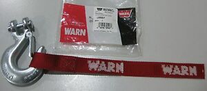 39557-Genuine-Warn-Replacement-Forged-Hook-Strap-Service-Kit-ATV-UTV-Winch