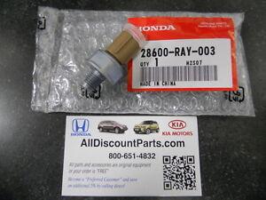 how to change an oil pressure switch on honda ridgeline