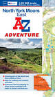 North York Moors (East) Adventure Atlas by Geographers' A-Z Map Company (Paperback, 2013)