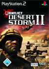 Conflict: Desert Storm II (Sony PlayStation 2, 2003, DVD-Box)