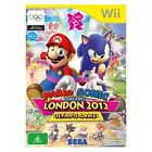 Sega Wii Game - Mario and Sonic at the London 2012 Olympic Games 108169 PC Desktop