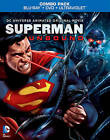 Superman: Unbound (Blu-ray Disc, 2013, 2-Disc Set, Includes Digital Copy UltraViolet)