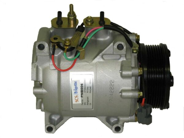 A C Compressor And Clutch New Compressor With Clutch Fits 02 06 Honda CR V For Sale Online EBay