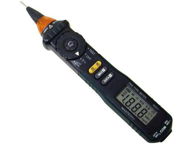 Sinometer MS8211 Pen-Type Digital Multimeter with Non-contact Voltage Detector