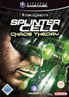 Tom Clancy's Splinter Cell: Chaos Theory (Nintendo GameCube, 2005, DVD-Box)
