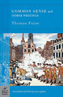 Common Sense and Other Writings by Thomas Paine (Paperback, 2013)