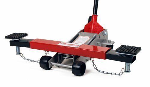 2 Ton -2000kg Capacity Auto Cross Beam Hydraulic Floor Trolley Jack Adaptor