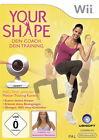 Your Shape (Nintendo Wii, 2009, DVD-Box)