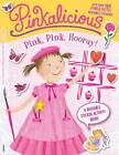 Pink, Pink, Hooray! A Reusable Sticker Activity Book by Victoria Kann (Book, 2012)