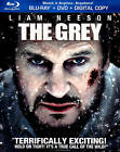The Grey (Blu-ray/DVD, 2012, 2-Disc Set, Includes Digital Copy UltraViolet)