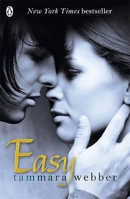 """AS NEW"" Easy, Tammara Webber, Book"