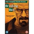 Breaking Bad - Series 4 - Complete (DVD, 2012, 4-Disc Set, Box Set)