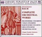 Bach: Complete Orchestral Works (Box Set, 1999)