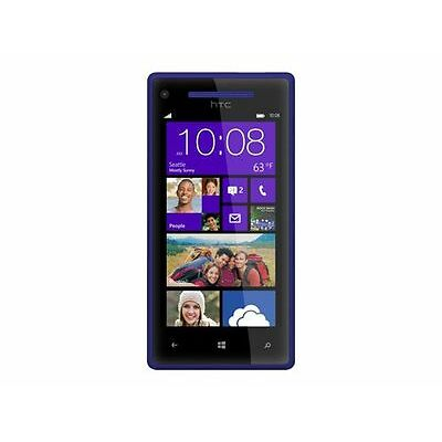 HTC  Windows Phone 8X - 16 GB - Blue - Smartphone