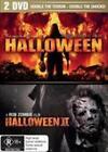 Halloween / Halloween II (DVD, 2010, 2-Disc Set)