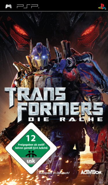 Transformers - Die Rache (Sony PSP, 2009)
