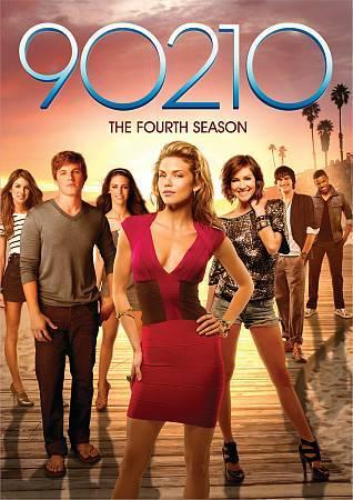 90210: The Fourth Season DVD Region 1, NTSC
