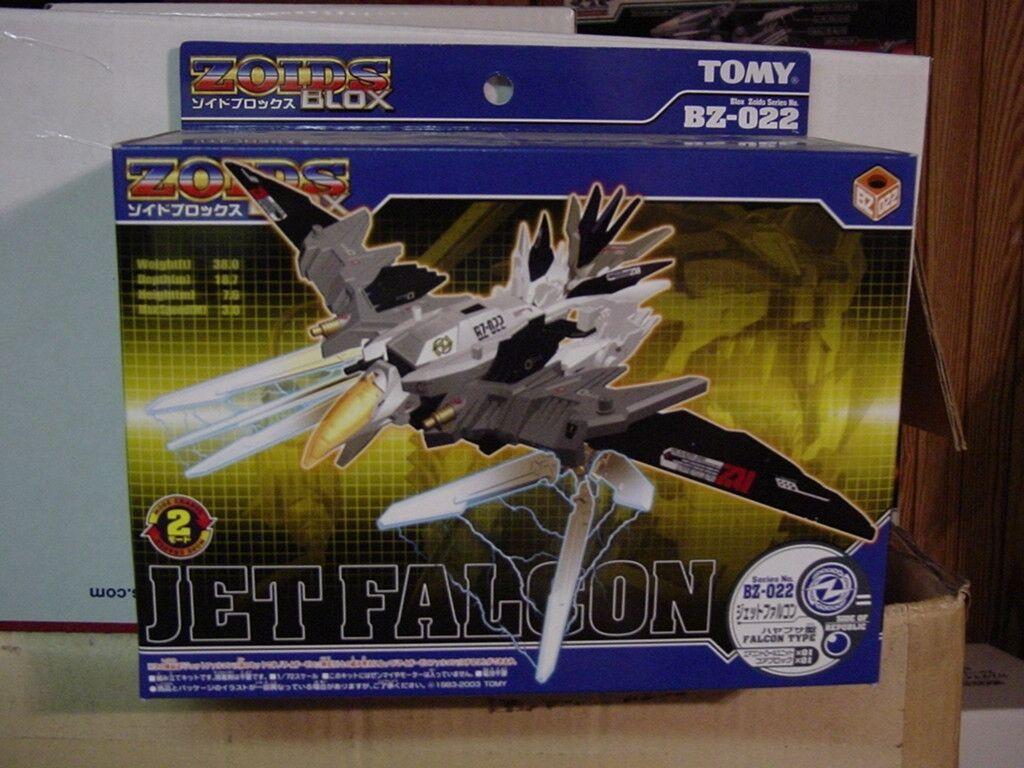 Zoids Blox Jet Falcon MIB