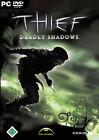Thief - Deadly Shadows (PC, 2004, DVD-Box)
