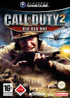 Call Of Duty 2 - Big Red One (dt.) (Nintendo GameCube, 2005, DVD-Box)