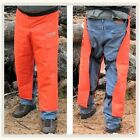 Forester Professional 12 Layer Chainsaw Safety Chaps, Stihl Echo Husqvarna Users