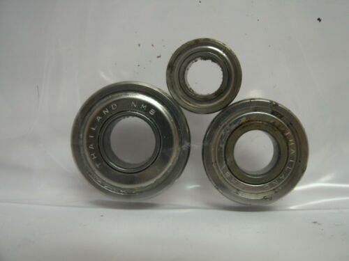 USED SHIMANO REEL PART TLD 20 Conventional Reel Bearing Set 3