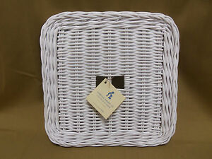 Image Is Loading Pottery Barn Kids Large Sabrina Wicker Woven Toy
