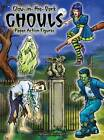 Glow-in-the-Dark Ghouls: Paper Action Figures by Arkady Roytman (Paperback, 2011)