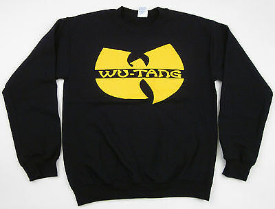 WU TANG CLAN SWEATSHIRT Rza Gza Ghostface Killah Method Man ODB Sweater Hip Hop