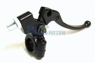 7/8 BLACK CLUTCH LEVER PERCH SDG SSR PISTER BAJA COOLSTER 70 110 125 BIKE U LV02