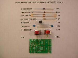 034-EASY-DIGI-034-Sound-Card-Interface-PSK-RTTY-SSTV-NBEMS-JT-65-PCB-KIT