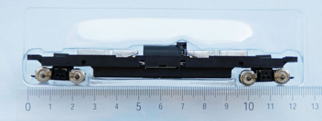 Tomytec TM-18 Motorized Chassis (20 meter D) N scale