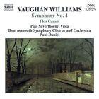 Ralph Vaughan Williams - Vaughan Williams: Symphony No. 4; Flos Campi (2004)