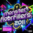 Various Artists - Monster Floorfillers 2011 (Parental Advisory, 2011)