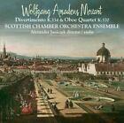 Wolfgang Amadeus Mozart - Mozart: Divertimento K. 334; Oboe Quartet K. 370 (2011)