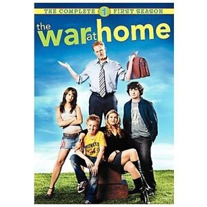 The War at Home: The Complete First Season (DVD, 2007, 3-Disc Set)