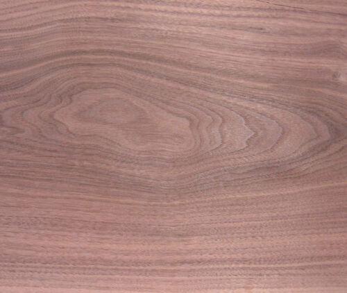 Paper Backed Wood Veneer: PAPER BACKED FLEXIBLE AMERICAN BLACK WALNUT WOOD VENEER