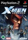 X-Men Legends (Sony PlayStation 2, 2004, DVD-Box)