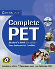 Complete PET Student's Book Pack (Student's Book with answers with CD-ROM and Audio CDs (2)) by Emma Heyderman, Peter May (Mixed media product, 2010)