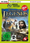 Stronghold: Legends (PC, 2009, DVD-Box)