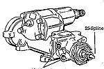 ARC 40-7537 Remanufactured Steering Gear